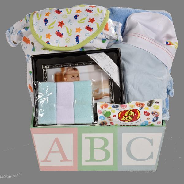 ABC- Baby Basket