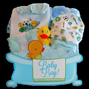 Baby Baskets- Boy