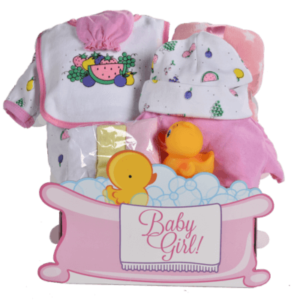 Baby basket- Girl